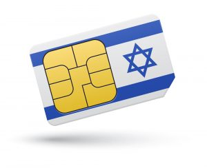 israel-sim for Wifi in Israel